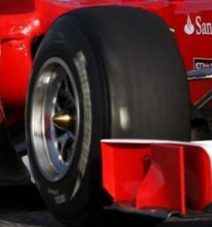 F10 wheel nut