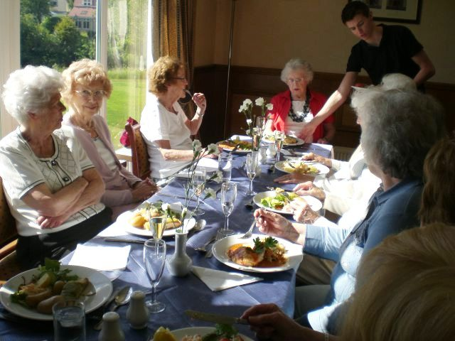 Lady Captain's Day 2012 1