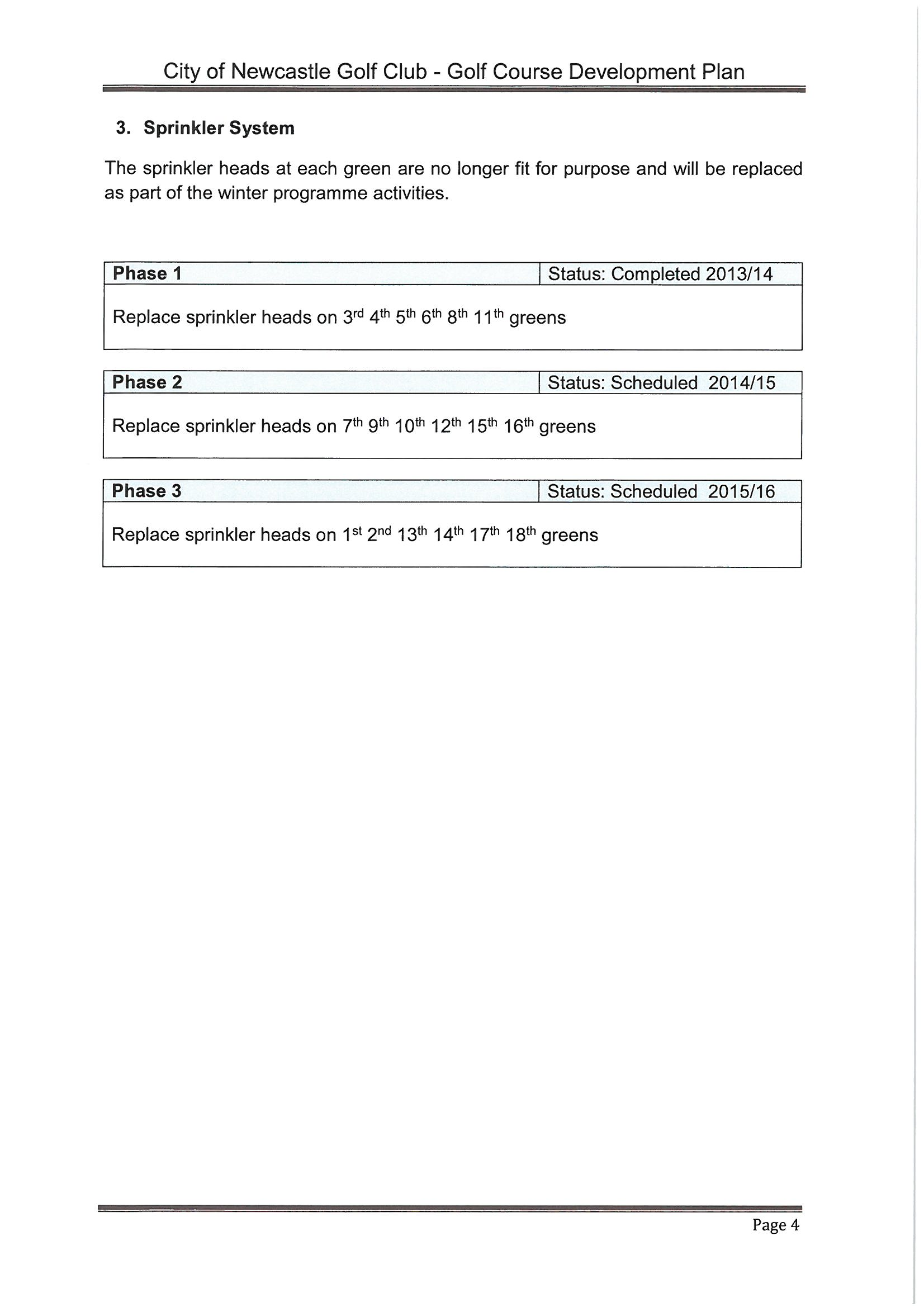 course development plan 4