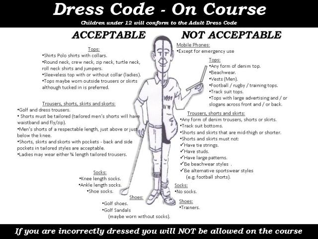 Dress Code 2014 - 2