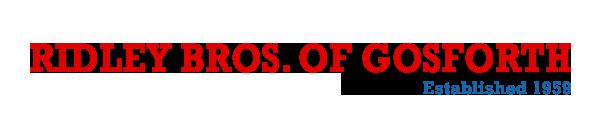 Ridley Bros logo