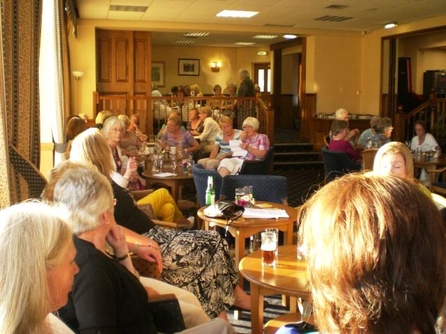 Lady Captain's Day 2012 5