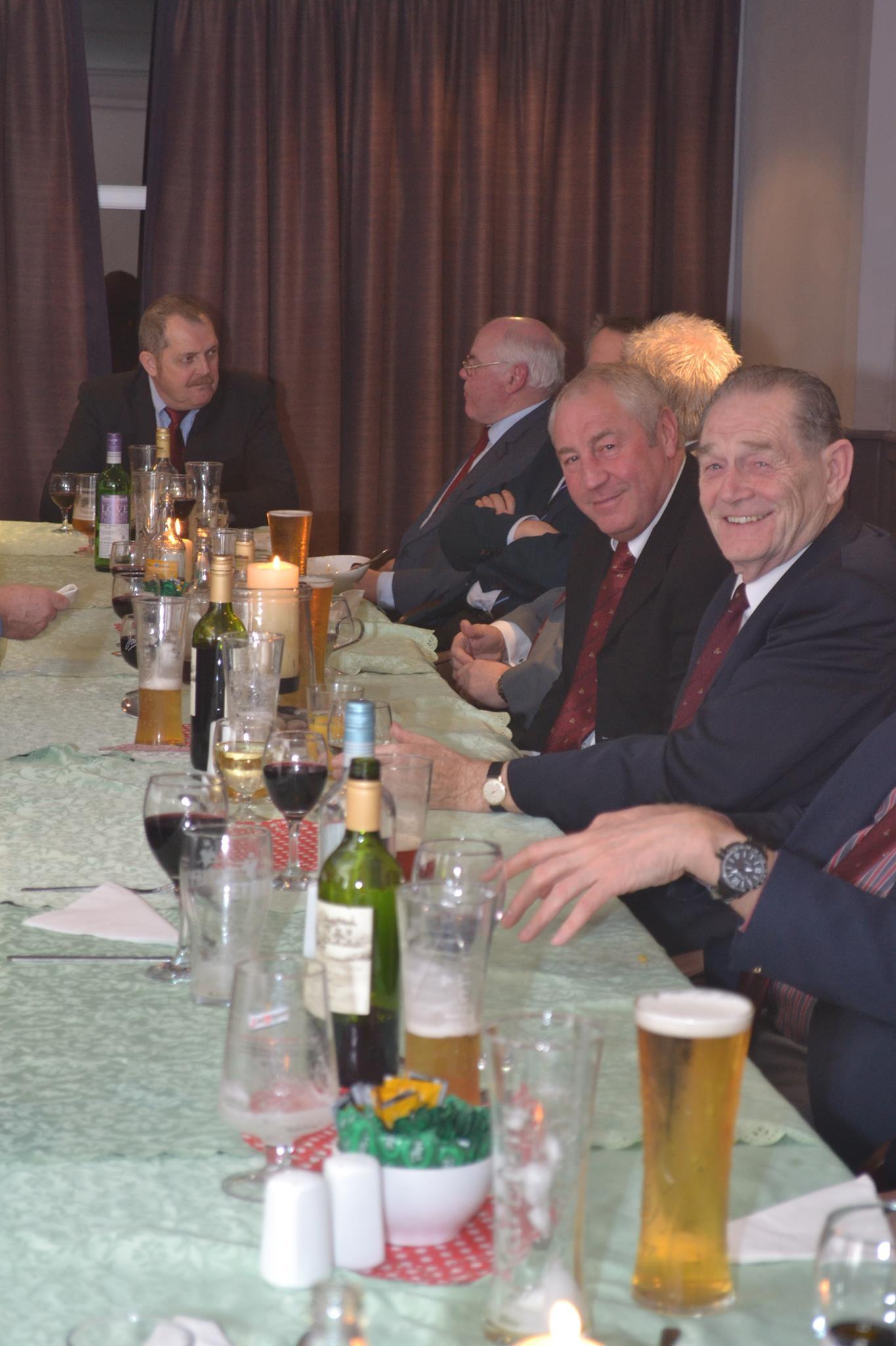 Past Captains Dinner 2014-4