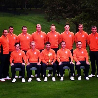 Ryder Cup Team Europe
