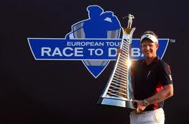 luke donald race to dubai winner 2011