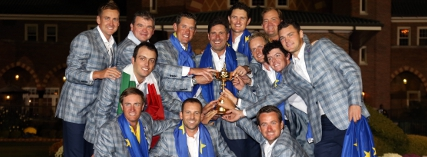 Ryder Cup Win 5