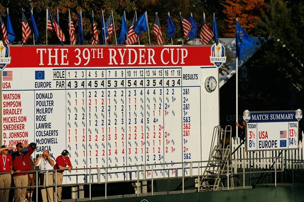 Ryder Cup Win 6