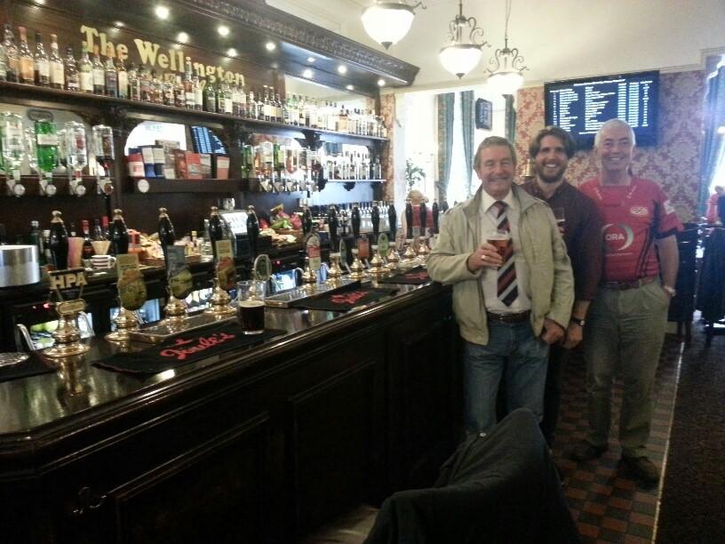 Welly pub