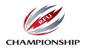 RFU Championship Logo ball
