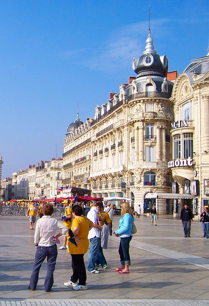 Place de Comedie
